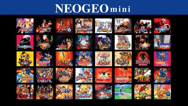 NEOGEO mini 通常版
